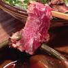 ちゃぶ屋かりゆし - 料理写真:本鮪の頬肉叩き
