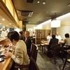 日本料理 櫂 - 内観写真:1階は、オープンカウンターで板前と気軽に話ができます。楽しく心地よい雰囲気とサービスを心がけております。