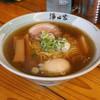 浄心家 - 料理写真:プレミアム中華そば ウェーブ麺 (2015/05)