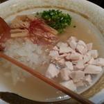 麺匠 ようすけ - 冷たい濃厚鶏白湯らーめん2015.5.21