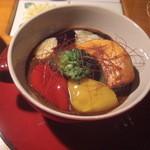 3丁目のカレー屋さん  - 菜食カレー¥1400