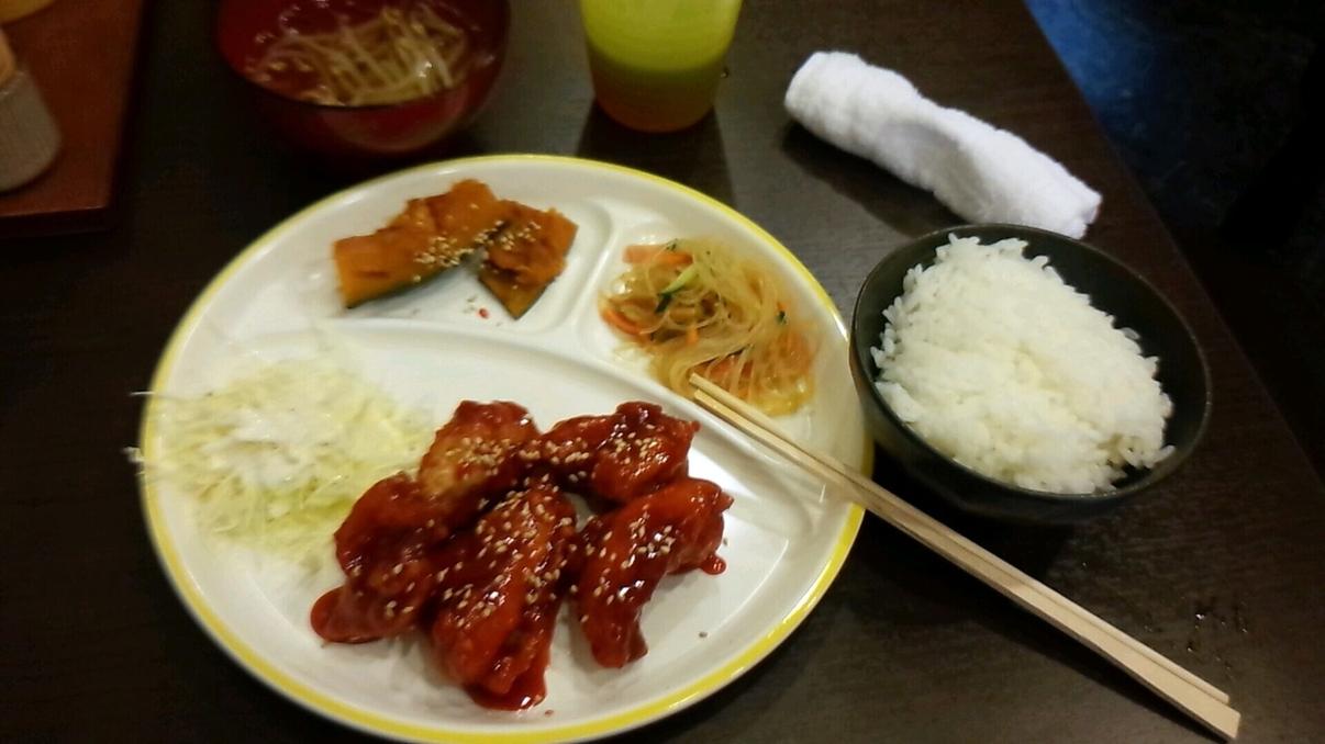 韓国料理チュリファ
