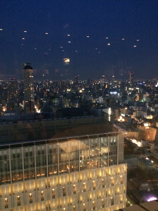 バーラウンジ スカイクルーザー ホテル日航大阪