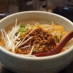 めだかタンタン - 汁あり担担麺