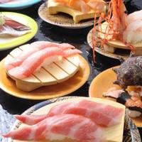 寿司・和食の職人が腕をふるいます