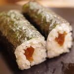 九段下 寿司政 - 干瓢巻き