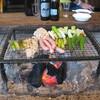 七里川温泉 - 料理写真:持ち込み食材
