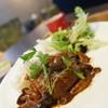 サン プレイス - 料理写真:きのこデミハンバーグ
