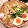 ラーメン横綱 - 料理写真:ラーメン大味玉