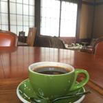 狸穴 Cafe - コーヒー