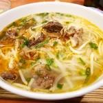 ニャー・ヴェトナム - 旨辛スープのブン・ボー・フエ