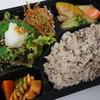 Delish Lunch - 料理写真:手作りハンバーグBENTO~さっぱりおろしのせ~