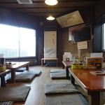 ホルモン焼 珍満 - 店内 2階の座敷席です。