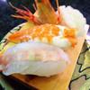 回転寿司武蔵 - 料理写真:えび三昧。