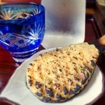狭山 翁 - 焼き蕎麦味噌