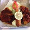とん吉 - 料理写真:揚げ物盛り合わせ