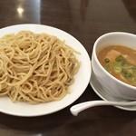 麺ダイニング 福 - つけ麺冷盛り