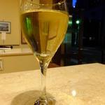 ピッツェリア ダ ティグレ - 白ワイン:450円
