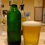 ピッツェリア ダ ティグレ - ハートランド瓶ビール:450円