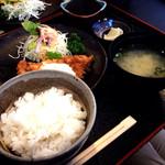 りん花 - チキン南蛮定食650円