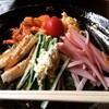 チャイナ - 料理写真:冷麺〜友達とランチ