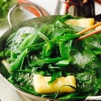 【おだし炊き】新しいお鍋の形【白醤油と生姜】一人前