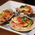 びすとろ UOKIN - ほっき貝のソテー