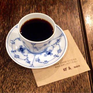 ばん珈琲店 - ドリンク写真:ばんブラック