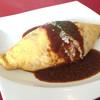 問屋町食堂 - 料理写真:150525 オムライス
