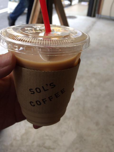 ソルズコーヒー ロースタリー