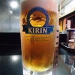 ドロップハンマー - ビールを飲めば、猛暑でも食欲がでる?