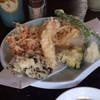 吾平 - 料理写真:天ぷら盛り合わせ