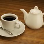 SUNSET ROASTER COFFEE - 料理写真: