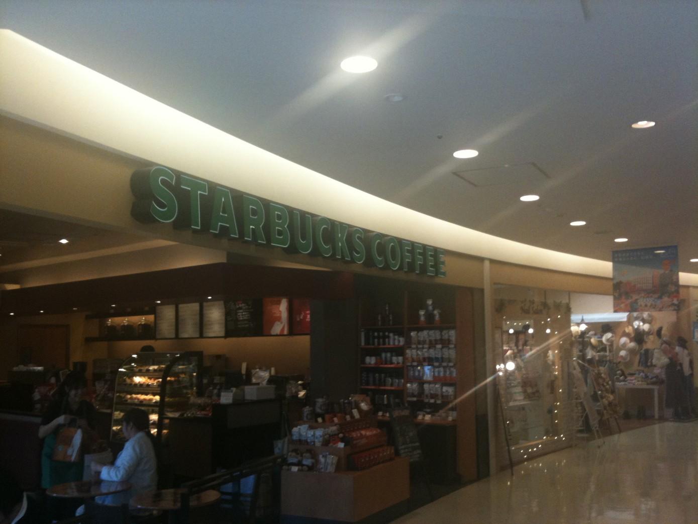 スターバックス・コーヒー モザイクモール港北店