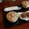 岸権旅館 - 料理写真:ウェルカム おちゃ。