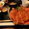 ひょうたん - 料理写真:ジャンボチキンカツ定食