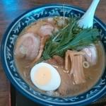 38370208 - 鳥塩チャーシュー麺