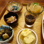 イシノナカ - 旬のお野菜 小鉢