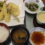 みはらし - 天ぷら膳