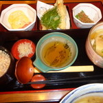 杵屋 - 味菜御膳