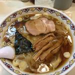 春木屋 - わんたん麺1250円