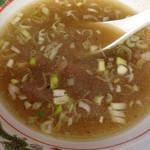 米屋 - ごめんスープは飲まない主義。