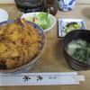 天米 - 料理写真:上天丼(ランチ)