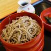 松平 - 料理写真:割子そば
