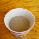 松平 - とろとろ蕎麦湯