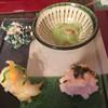 茶花 - 料理写真:前菜です