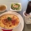 パティスリー パルテール - 料理写真:自家製ミートソースのトマトドリア 980円