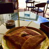 ウミネコ - 料理写真:焼きカレーのガレット