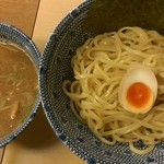 東京ラーメンつけ麺 - つけ麺・並(800円)