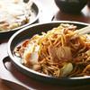 ぼてぢゅう屋台 - 料理写真:大阪焼そば